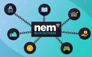 Проекты на блокчейне NEM