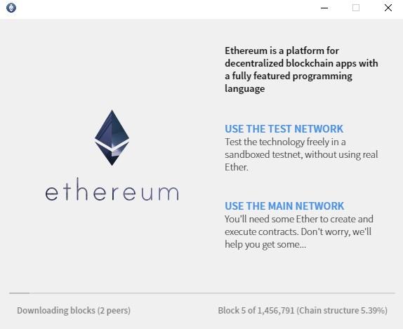 Разбираемся с кошельком Ethereum