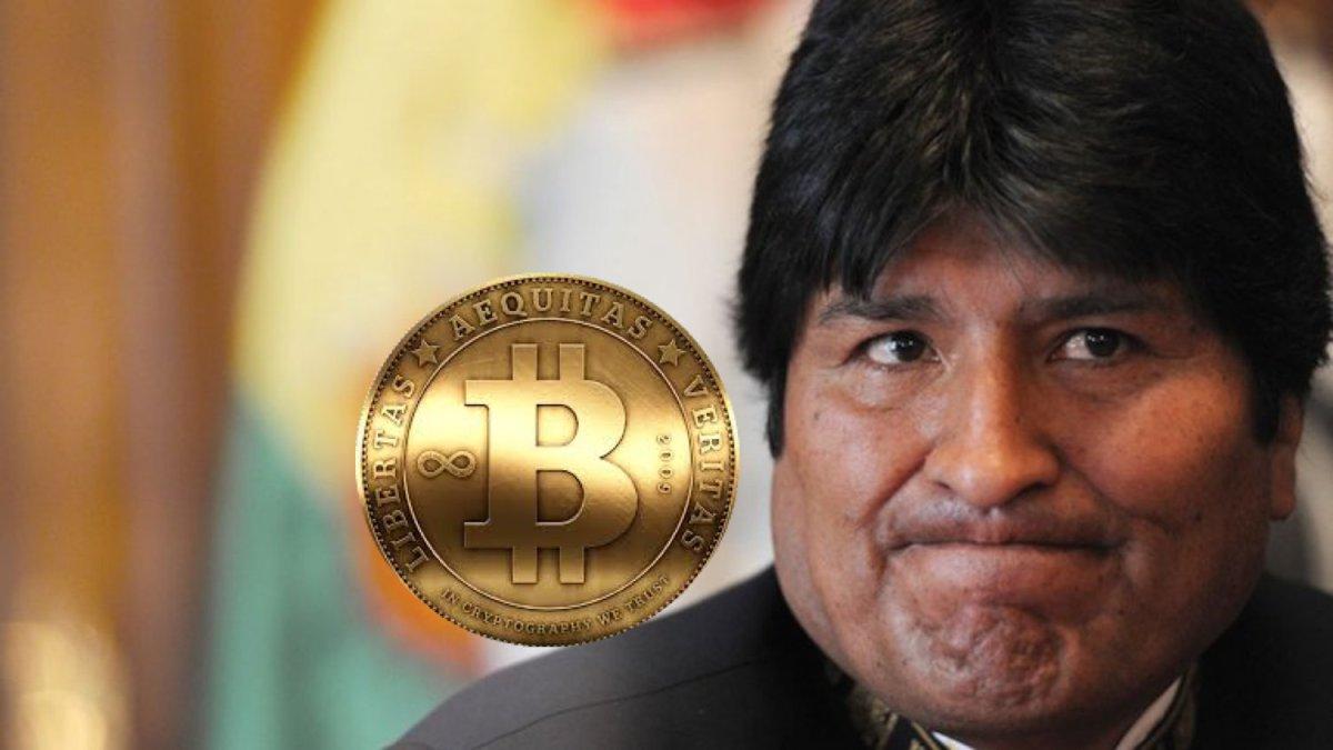 bitcoin bolívia