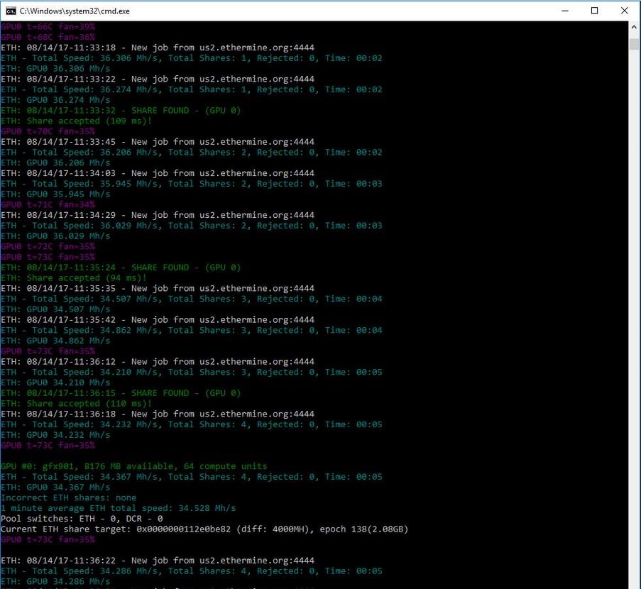 Какая скорость интернета нужна для майнинга криптовалют-6